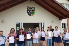 Unsere erfolgreichen Teilnehmer
