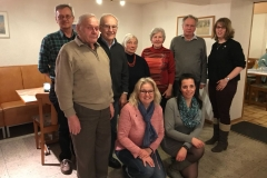 Einen herzlichen Dank an unsere langjährigen und treuen Vereinsmitglieder!