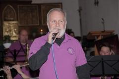 Unser Dirigent, Sänger, Arrangeur und Ausbilder Mark Merritt