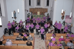 Die Lembergmusikanten unter der Leitung von Mark Merritt
